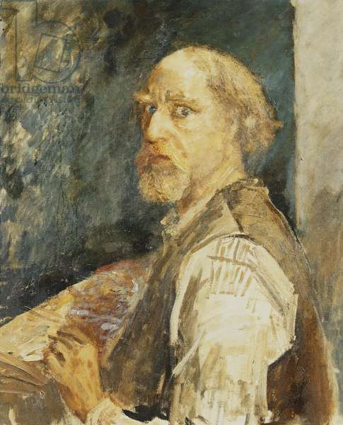 Self-Portrait, 1946 (oil on canvas)