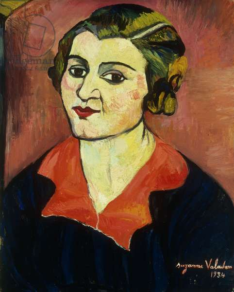 Autoportrait, 1934 (oil on canvas)