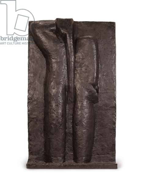 Back IV, c.1930 ; 1978 (bronze with dark brown patina)