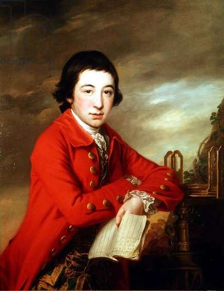 Portrait of the Son of the Barwell Family