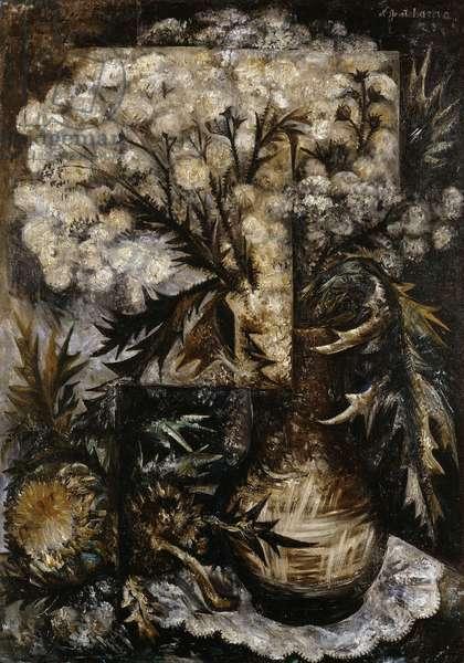 Artichokes; Artichauts, 1925 (oil on canvas)