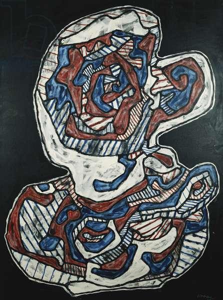 Tasse de The III (Orange Pekoe), 1965 (acrylic on canvas)