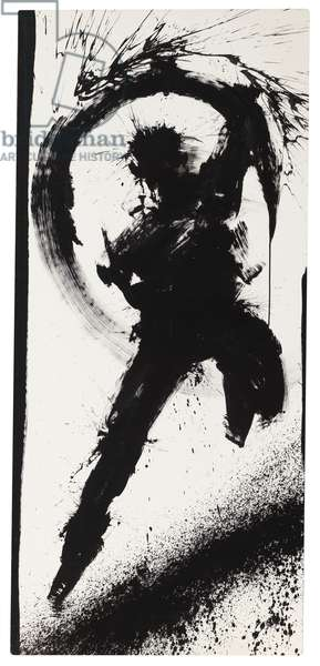 Vienna, 1983 (acrylic on canvas)