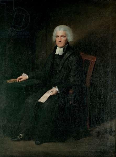 John Grant of Kilgraston, d.1793 (oil on canvas)