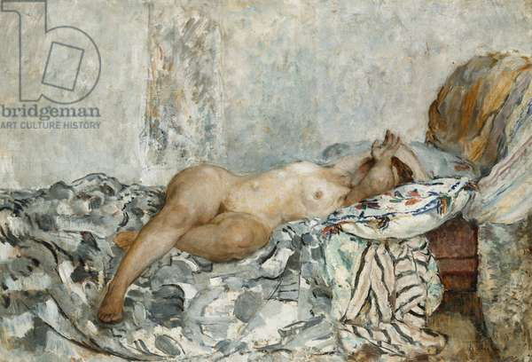 Odalisque, 1925 (oil on canvas)