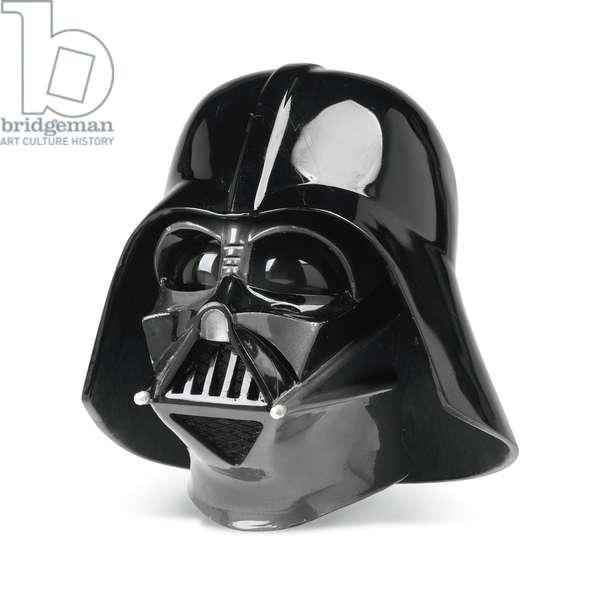 Helmet for Darth Vader from Star Wars Episode V: The Empire Strikes Back, 1980 (photo)