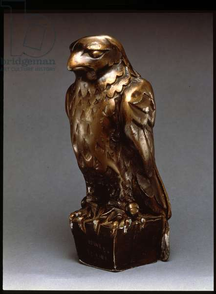 Maltese Falcon, from The Warner Bros. Detective Classic 'The Maltese Falcon' Starring Humphrey Bogart, 1941 (bronze) (see also 1487238)