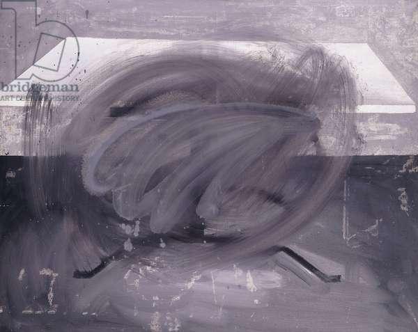 Table; Tisch, 1962 (oil on canvas)
