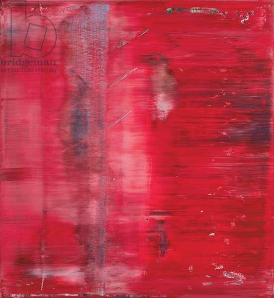 Abstract Painting (748-6); Abstraktes Bild (748-6), 1991 (oil on canvas)