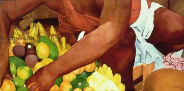 Bazurto, 1989 (oil on canvas)