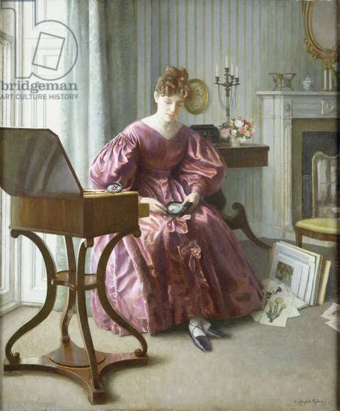 About 1830, About 1830. Leonard Campbell Taylor (1874-1969). Oil on canvas. (oil on canvas)