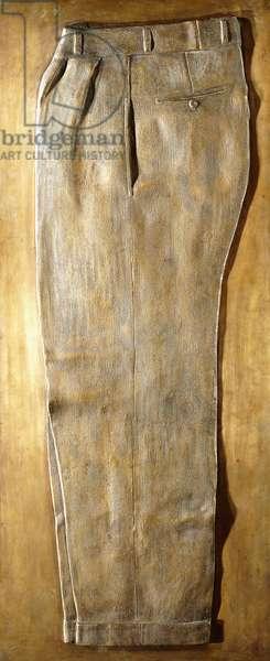 The Trousers Return, 1968 (bronze)