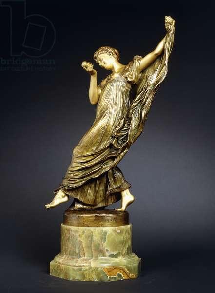 The Dancer,  (bronze)