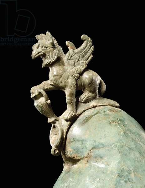 The Crosby Garrett helmet, late 1st-2nd century AD (bronze) (see also 871729-34, 396159, 482018 & 413093-94)