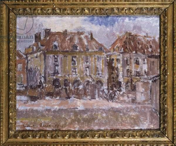Dieppe, 1903 (oil on canvas)