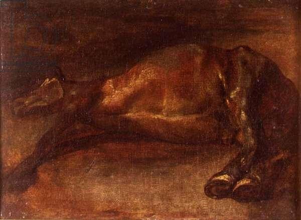 Dead Horse (litho)