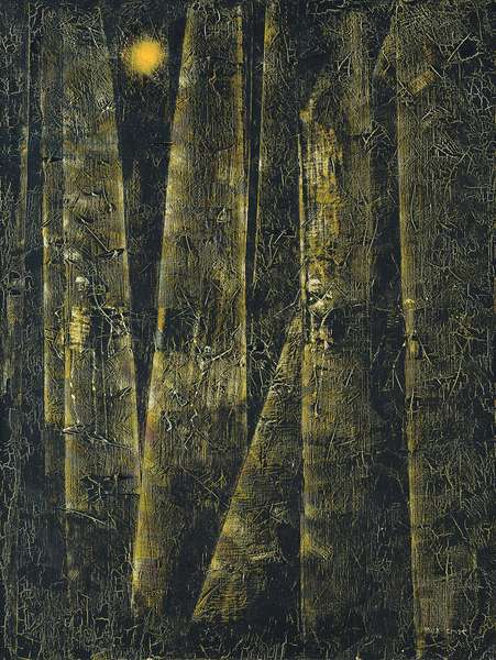 Quasimodo Genetis, 1956 (oil on canvas)
