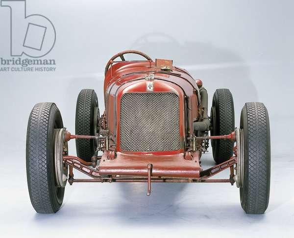 1928 Maserati Tipo 26B/M 8c 2800 Grand Prix two seater racing car (photo)