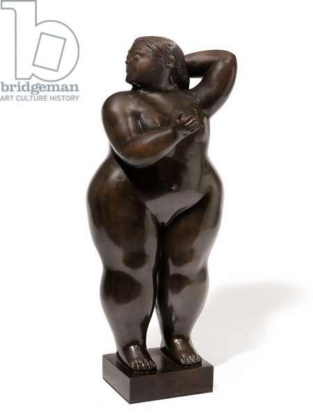 Standing Woman, 1993 (bronze)