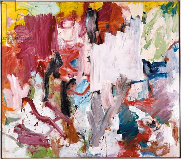 Untitled XXV, 1977 (oil on canvas)