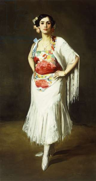 La Reina Mora, 1906 (oil on canvas)