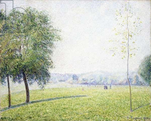 Primrose Hill, Regent's Park, 1892 (oil on canvas)