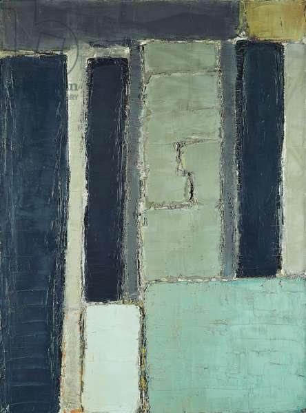 Composition, 1950 (oil on canvas)