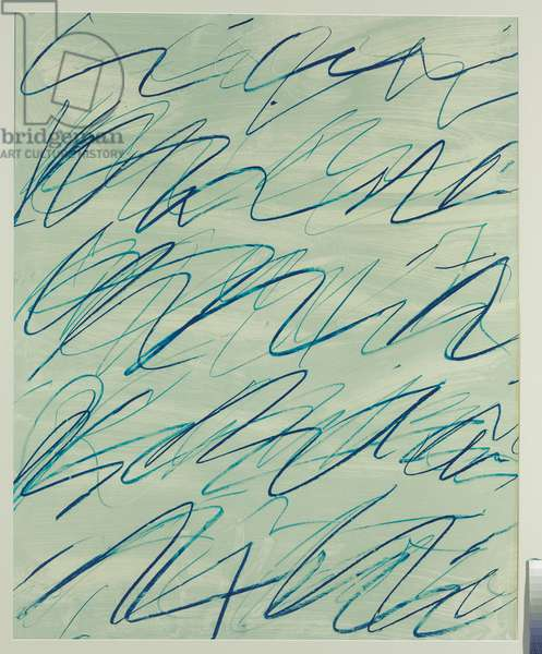 Roman Notes IV, from Roman Notes, 1970 (colour litho)