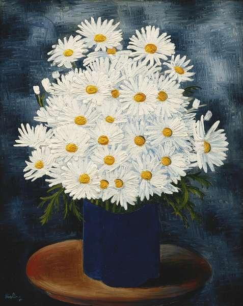 Bouquet of Daisies; Bouquet de Marguerites, 1948 (oil on canvas)