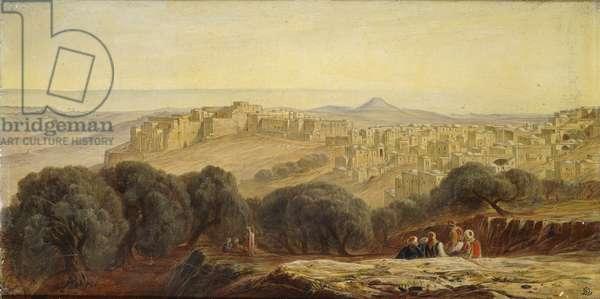 Bethleham, 1873 (oil on canvas)