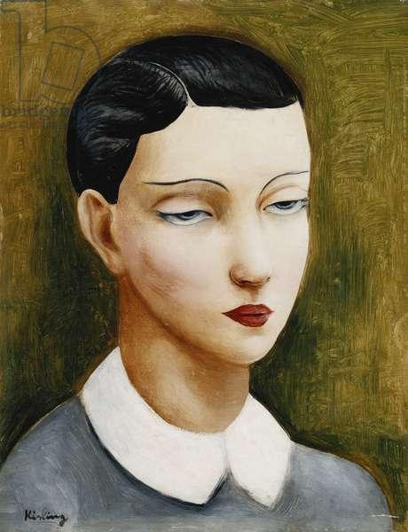 Tomboy: La Garconne, 1928 (oil on canvas)