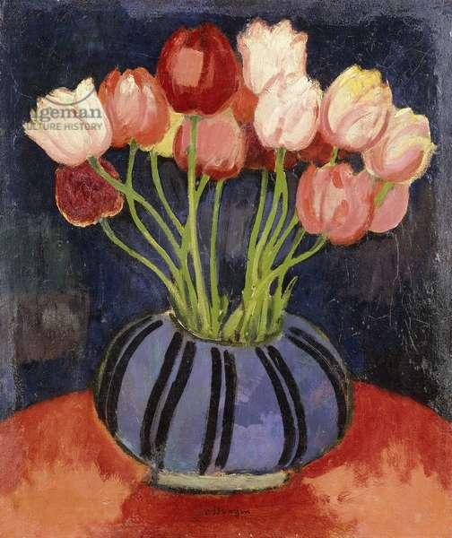 Tulipes, c. 1906-1908 (oil on canvas)