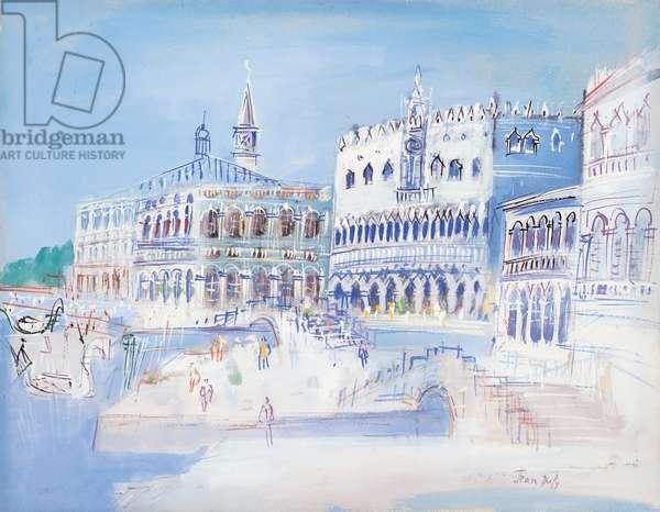 Venice, St, c.1945 (gouache on paper)