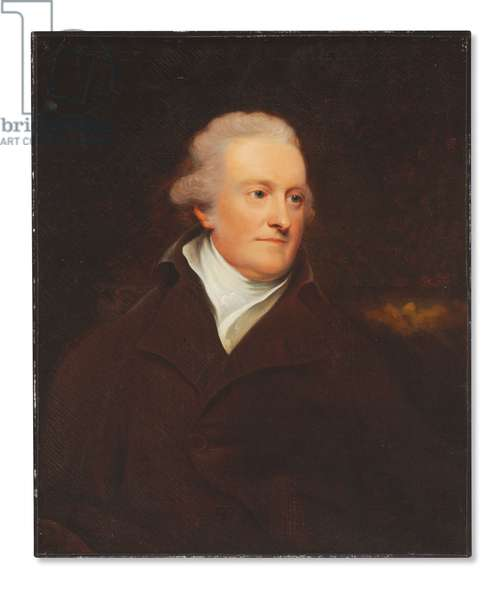 Portrait of John Frere, Esq. (oil on canvas)