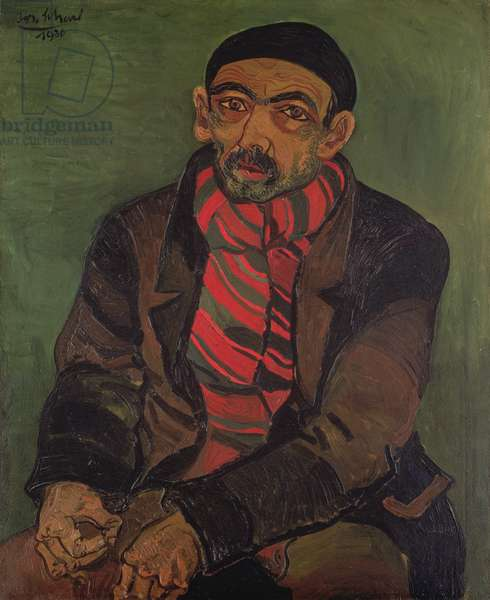 Portrait, 1930 (oil on canvas)