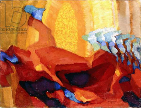 Movement, c.1913-19 (oil on canvas)