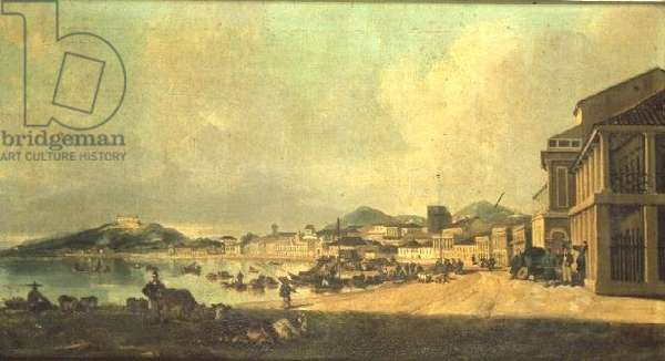View of Macao