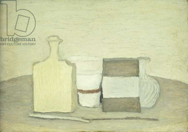Still Life; Natura Morta, 1949 (oil on canvas)
