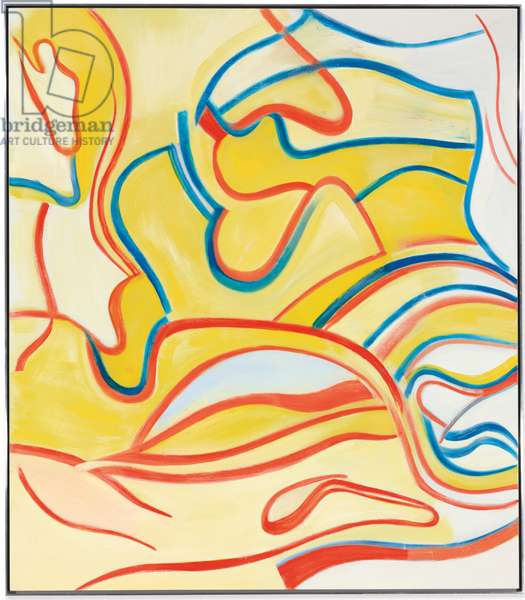 Untitled, 1987 (oil on canvas)