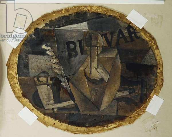 The Blotting Pad, c.1911 (oil on canvas)