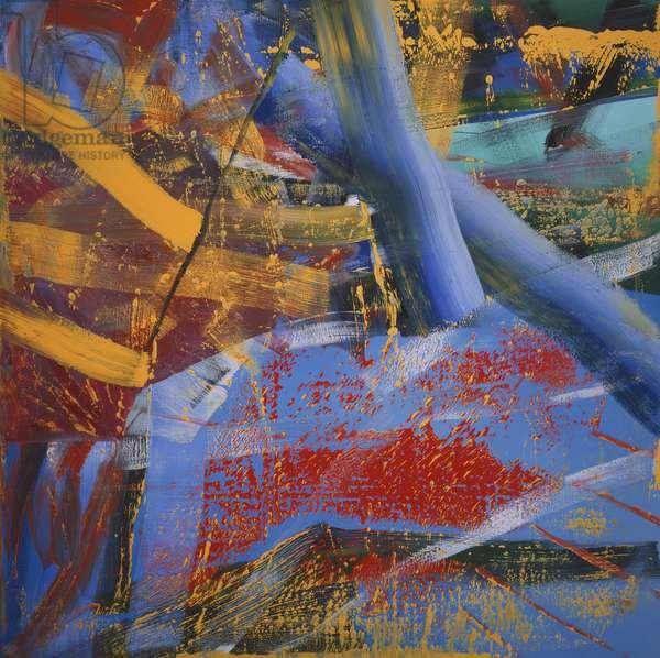 Piero, 1984 (oil on canvas)