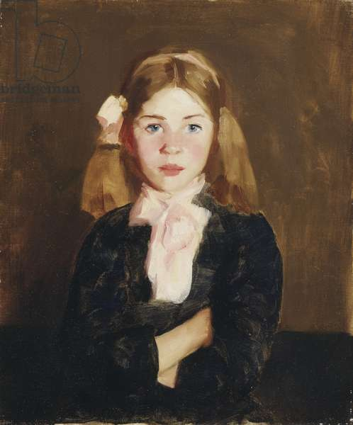 Nora, 1913 (oil on canvas)