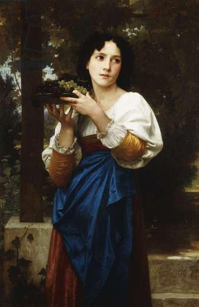 La Treille, 1898 (oil on canvas)