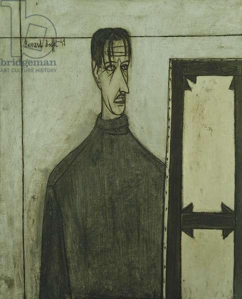 Self-Portrait; Autoportrait, 1949 (oil on canvas)