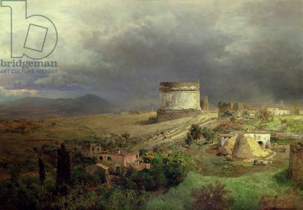 The Tomb of Caecilius Metellus, Rome