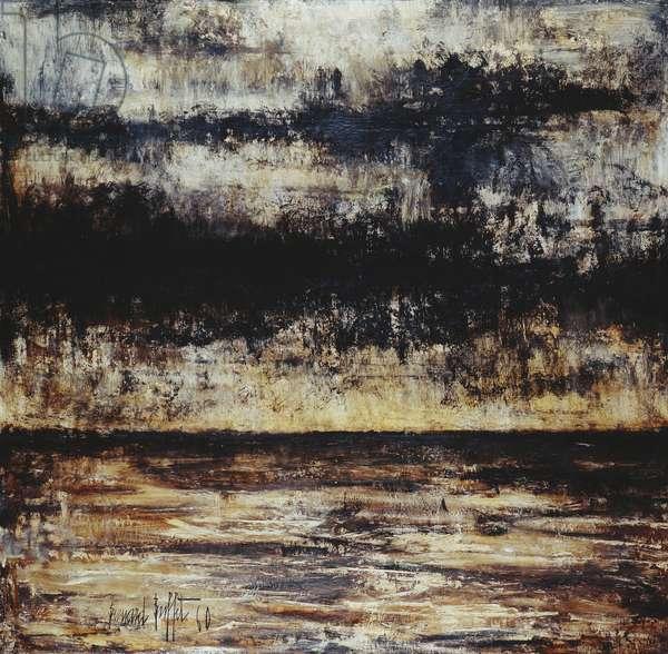 The Sea; La Mer, 1960 (oil on canvas)