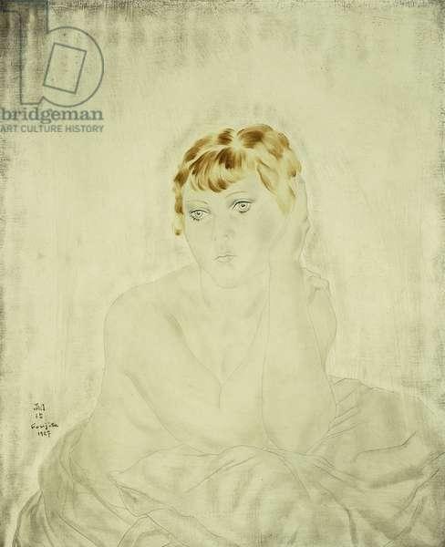 Kiki, 1927 (oil on canvas)
