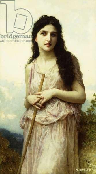 Meditation, 1902 (oil on canvas)