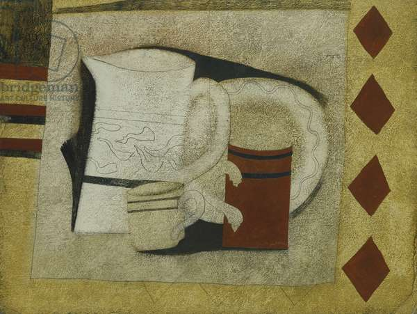 1930 (still life with jugs)