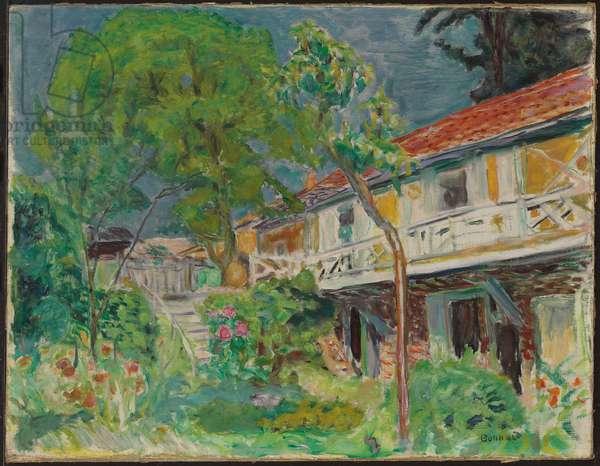 Summer Sky, 1915 (oil on canvas)
